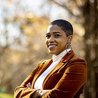 Picture of Jazmine Jackson, EDU '17